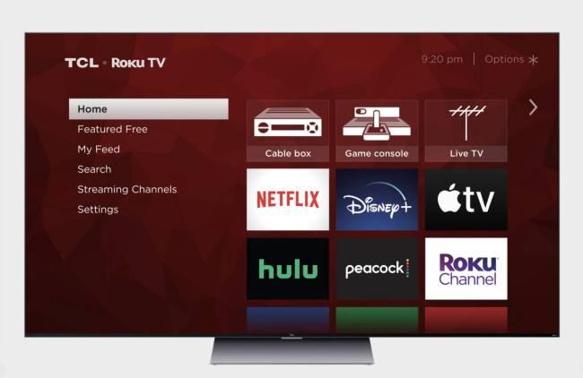 TCL 6-Series Roku TV 8K