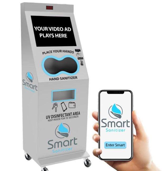 Smart Sanitizer CES 2021
