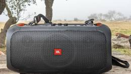 JBL PartyBox On-The-Go Outside