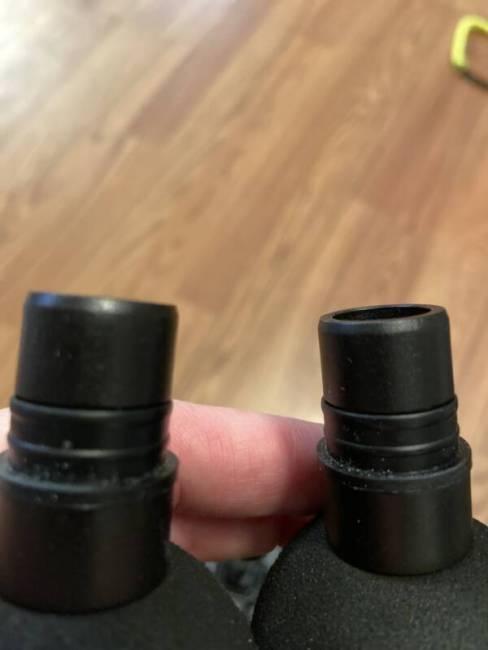 Fishda Double Heads Massage Gun