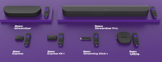 Roku new devices