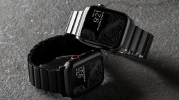 Nomad Announces new Apple Watch Steel and Titanium Bands
