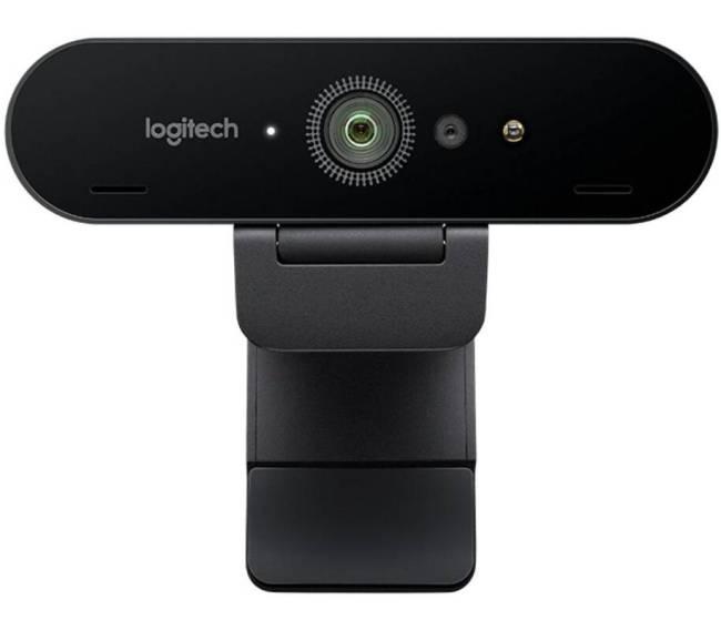 Logitech BRIO Ultra HD Pro Business Webcam