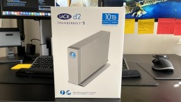 LaCie d2 Professional Desktop Drive Review: A Subscription-Free Way of Backing up All of Your Data