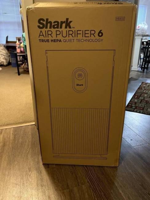 Shark Air Purifier 6