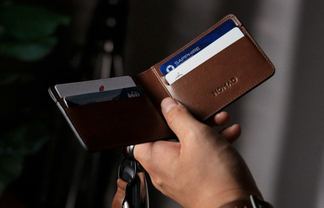 The New Nomad Bifold Wallet