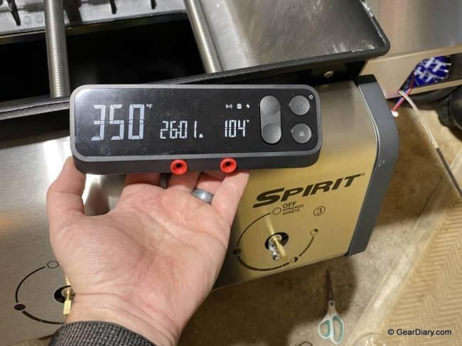 Weber Spirit SX-315 Smart Grill