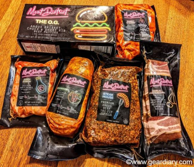 Meat District Ultimate Grilling Pack