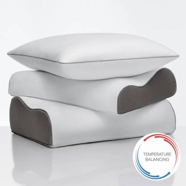 Steep Number True Temp Pillows
