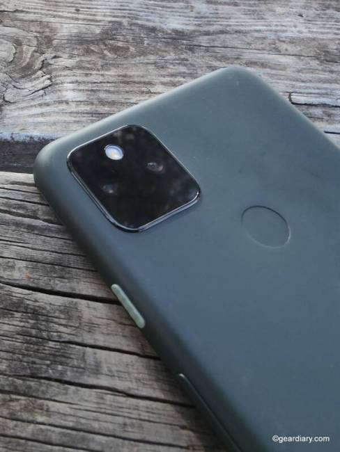 Google Pixel 5a Review: The Best 5G Android Phone You Can Buy for Less Than $500, but There Are Some Caveats