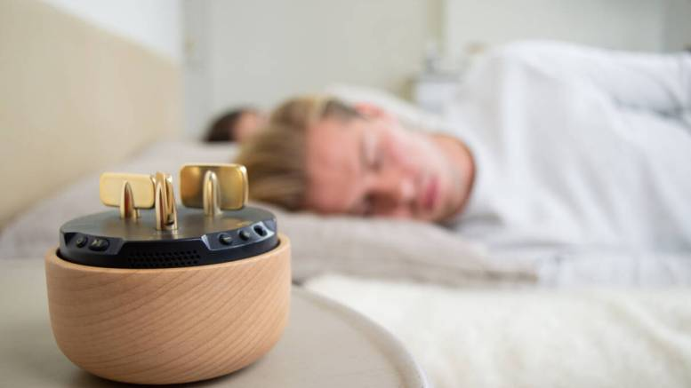 Morphee Presents an Uncomplicated, Unconnected Way for People of All Ages to Relax and Get Their Best Night's Sleep