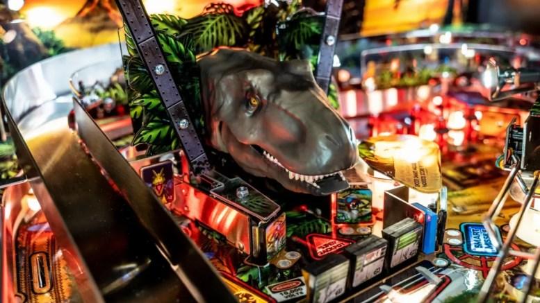 Stern Jurassic Park Pinball