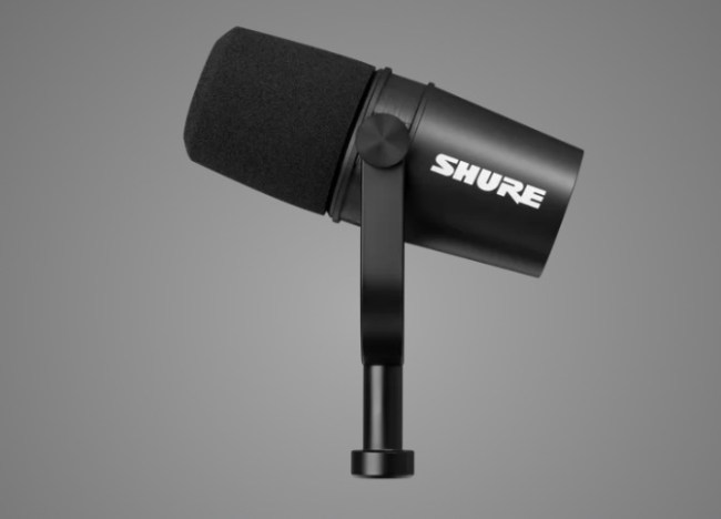 Shure MV7X
