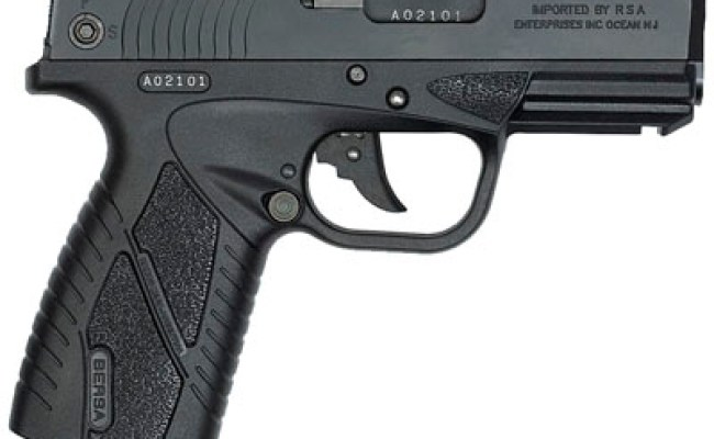 Everything Concealed Carry Of Louisville Bersa Polymer 9mm 3 2 7 1 Black Synthetic Grip Matte