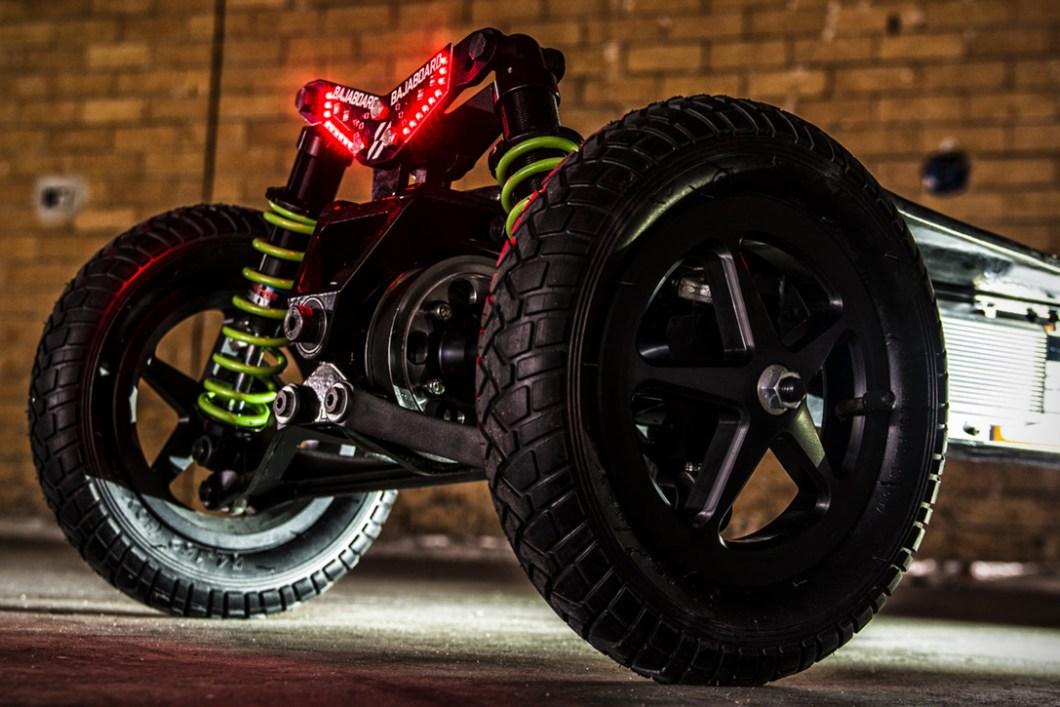 BajaBoard Off-Road Electric Skateboard