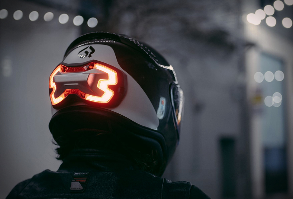 Brake Free Motorcycle Helmet