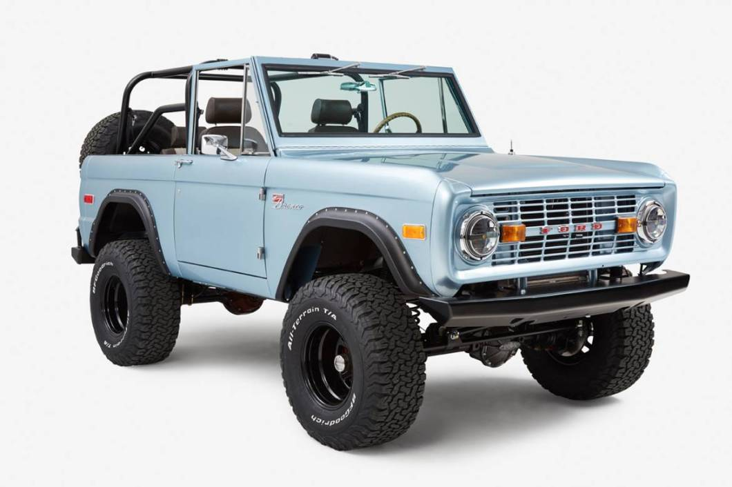 "Classic Ford Broncos–Taking the ""Wild Ride"" in Pure Style"
