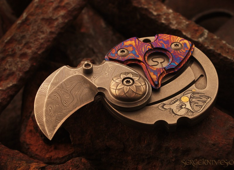 Serge Knives Coin Claw
