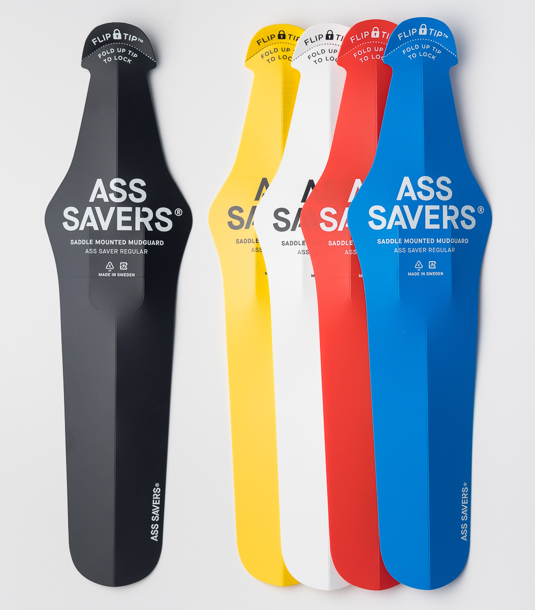 Bicycle Rain Fender – Ass Saver Regular
