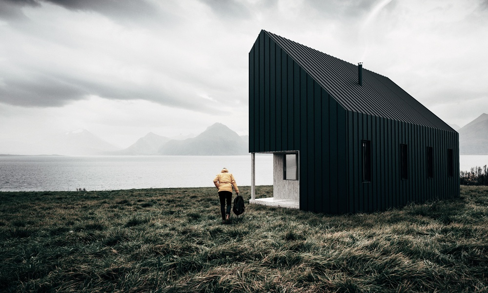 Backcountry Hut Kit–Inspired by the Tiny Home Movement