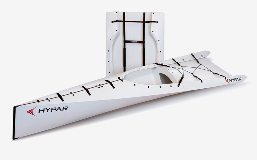 HYPAR Foldable Kayak