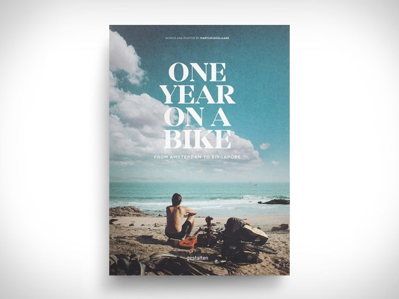 One Year on a Bike Bicycle