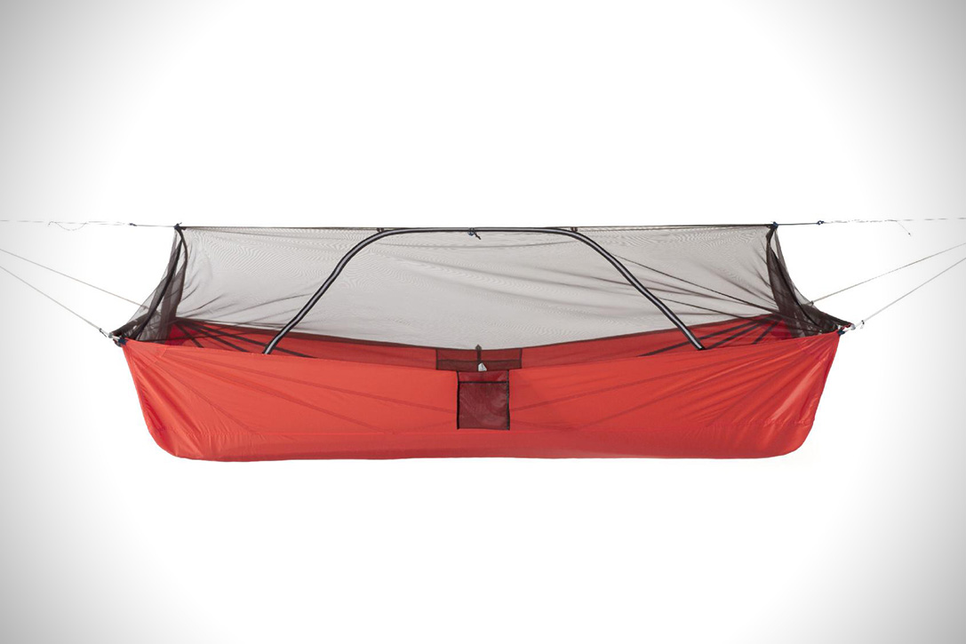 Quarter Dome Air Hammock More Comfortable Than A Tent Gear For Life