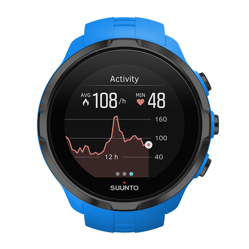 Suunto Spartan Sport Wrist Watch with GPS and Heart Monitor