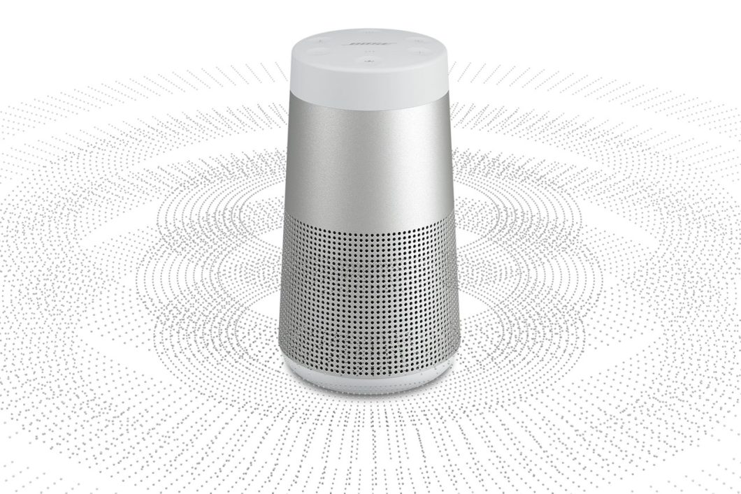Soundlink Revolve Bose Speaker–Big Sound, Little Footprint, 360-Degree Coverage