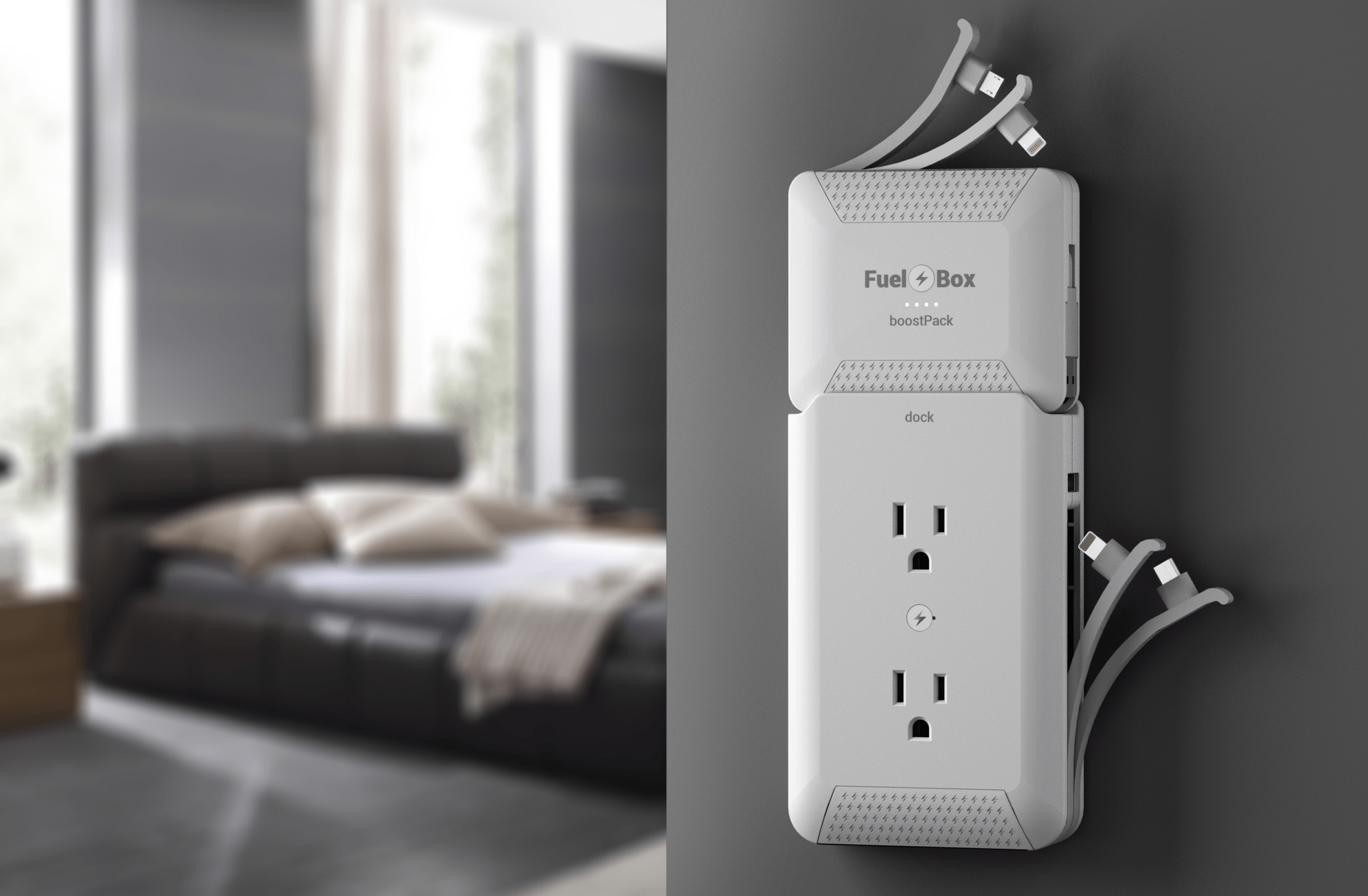 FuelBox Phone Charger