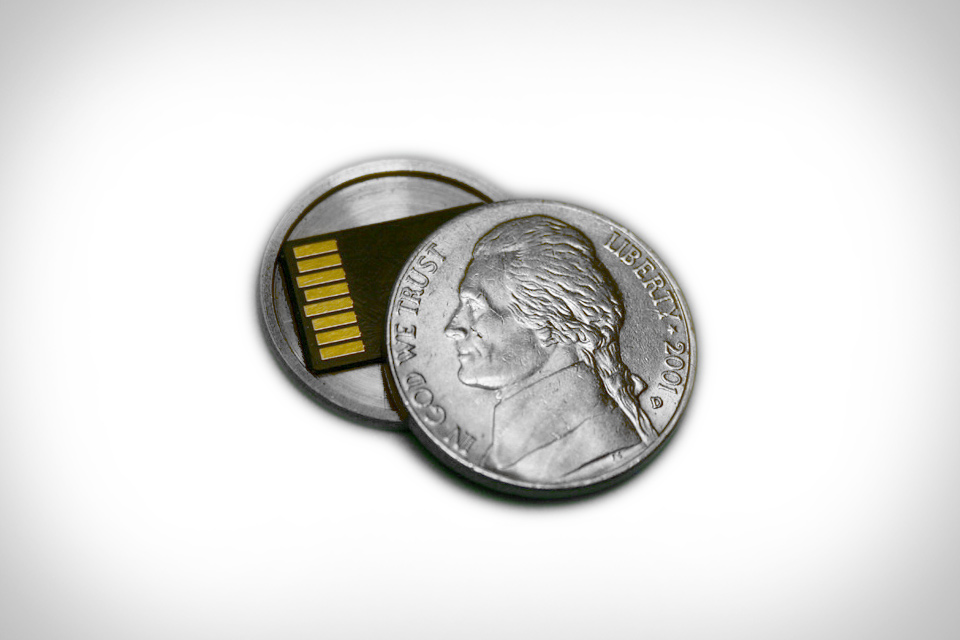U.S. Mint Spy Coin