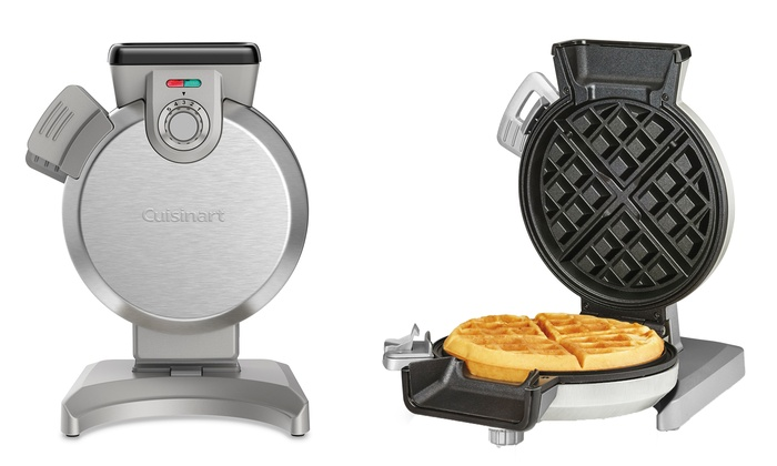 Cuisinart Vertical Waffle Maker: Stand Up for Waffles