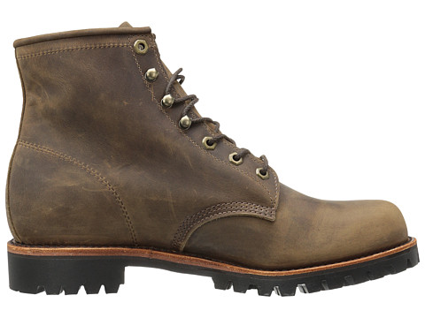 Vintage Leather: The Chippewa Apache Lace Up Boots