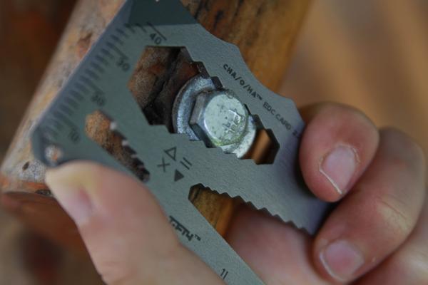 EDC Card by Cha-o-ha: The Pinnacle of the Minimalist Multitool