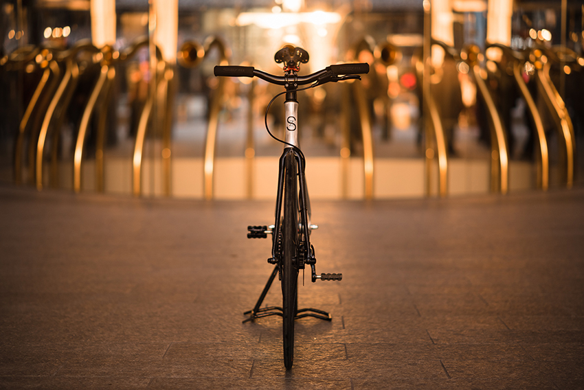 Advanced Equilibrium Bikes by SZ Bikes: Almost Like Cycling in Auto Pilot