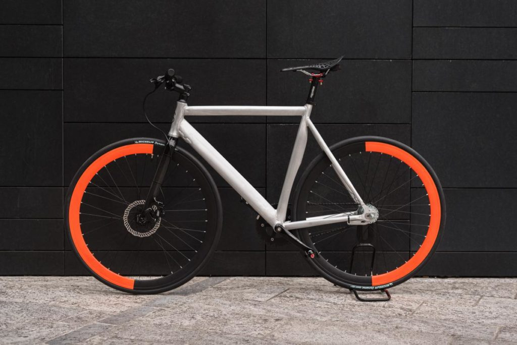 Advanced Equilibrium Bike by SZ Bikes