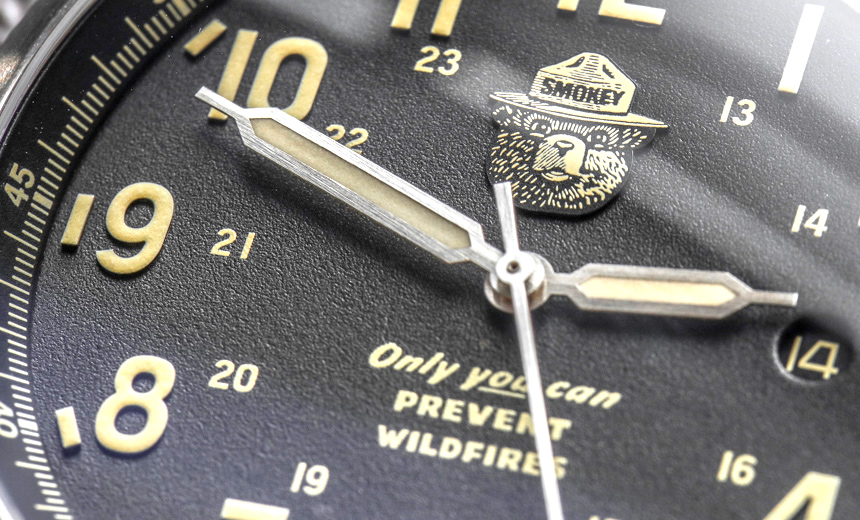 Check Out This Smokey Bear Watch from Filson