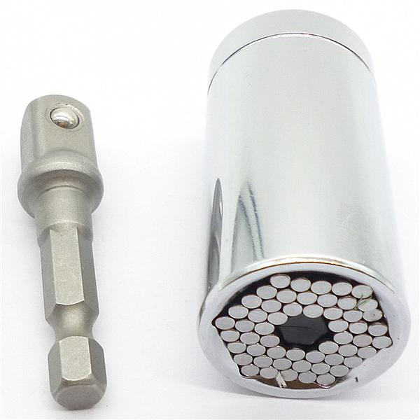 Gator-Grip Socket – This Tool in Your Pant Pocket Replaces the Big Tool Box
