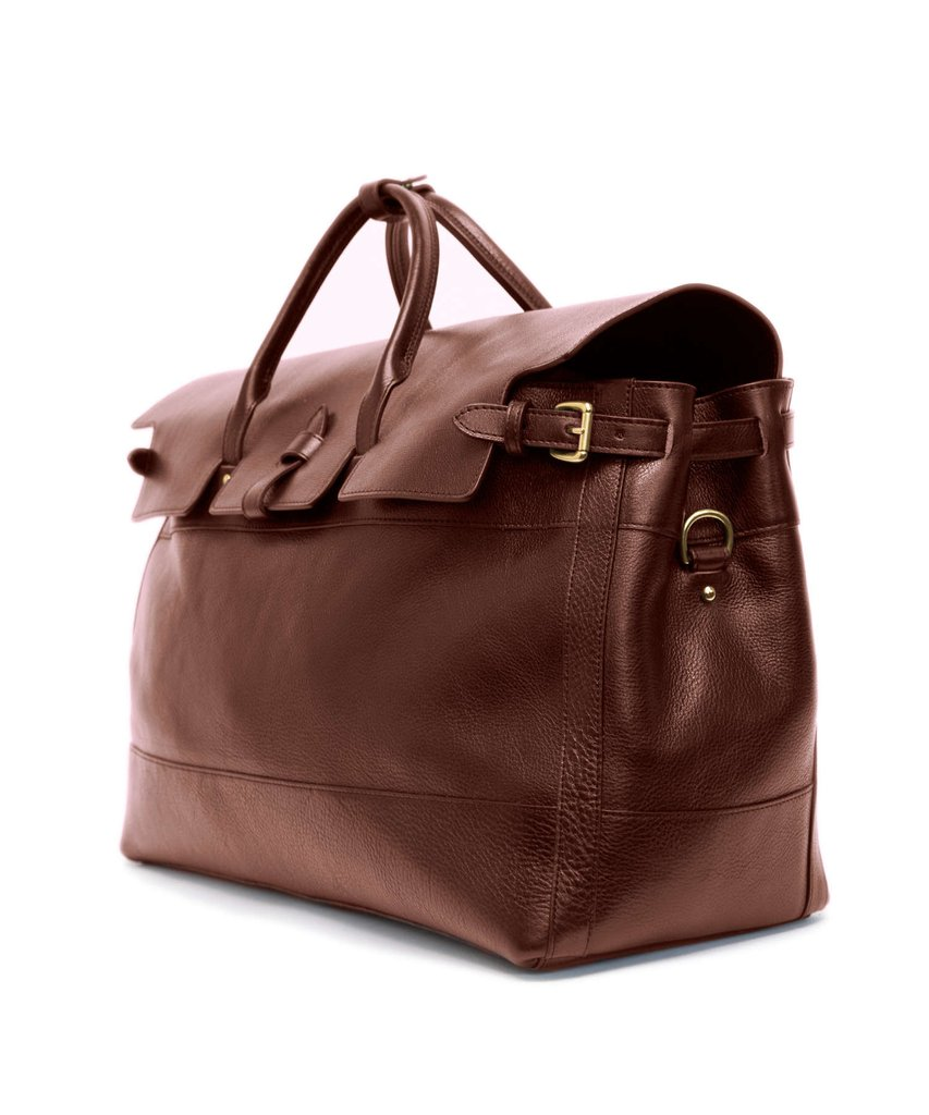 Lotuff Leather Satchel