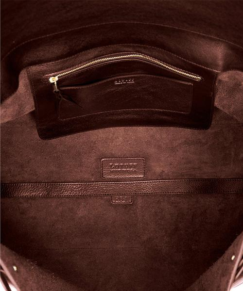 Todd Snyder Lotuff Leather Day Satchel