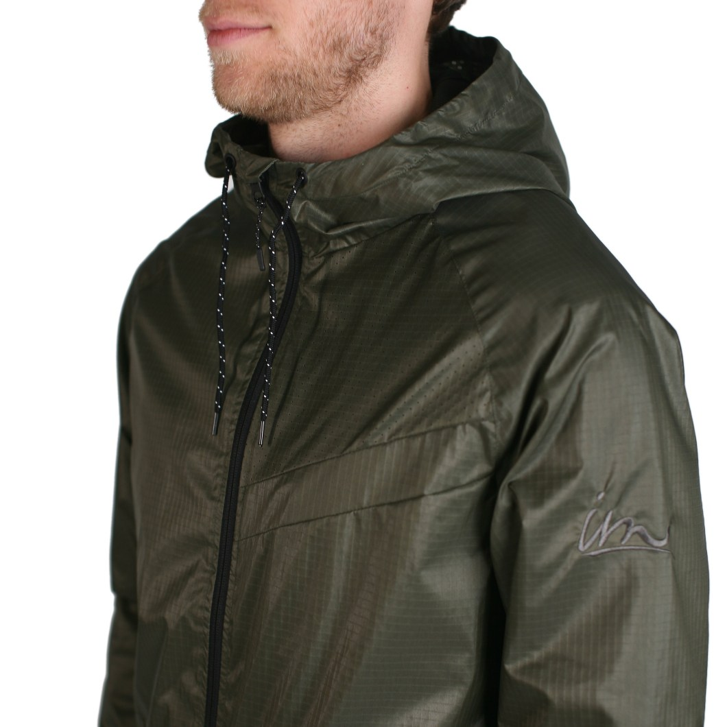 A Jacket That Cures Itself – NCT Welder Jacket with Nano Cure Tech Fabric