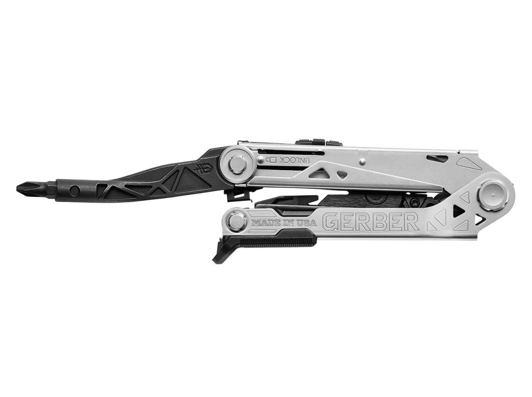 Gerber Center Drive: Rethinking the MultiTool