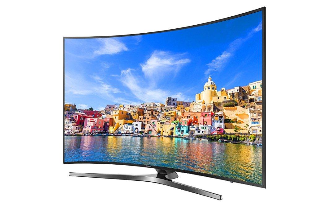 Samsung 4K Curved TV: 4K Becomes Affordable