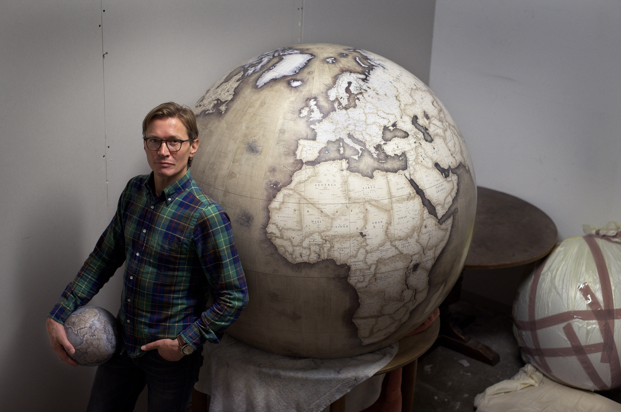 Bellerby and Company Globemakers