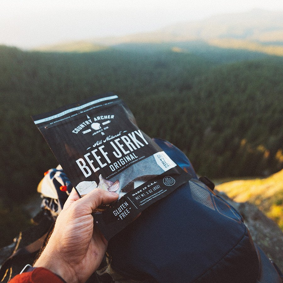 Country Archer Jerky Outdoors