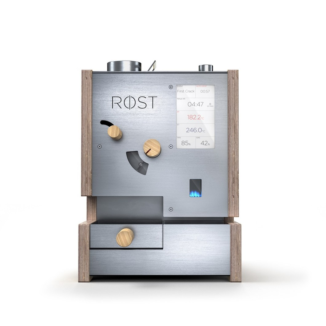 ROEST Coffee Roaster Lets You Create Your Own Delicious Blends