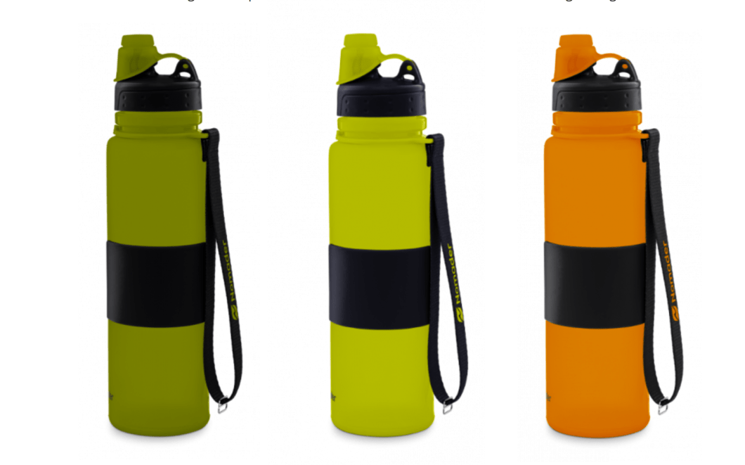 Nomader Collapsible Water Bottle – Where Function Meets Style