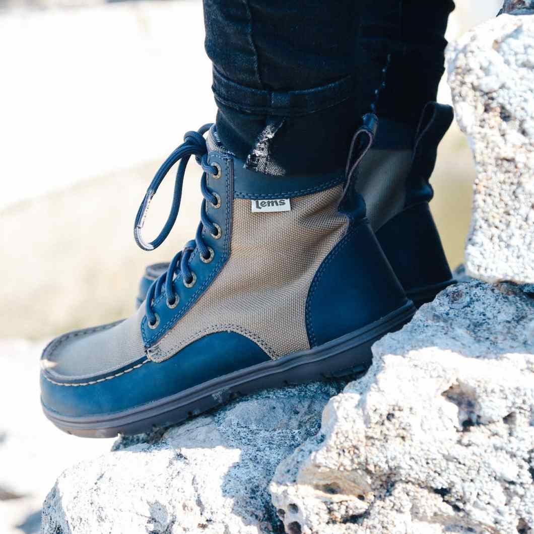 Lems Boulder Boot: A Flexible Boot for Lightweight Travel