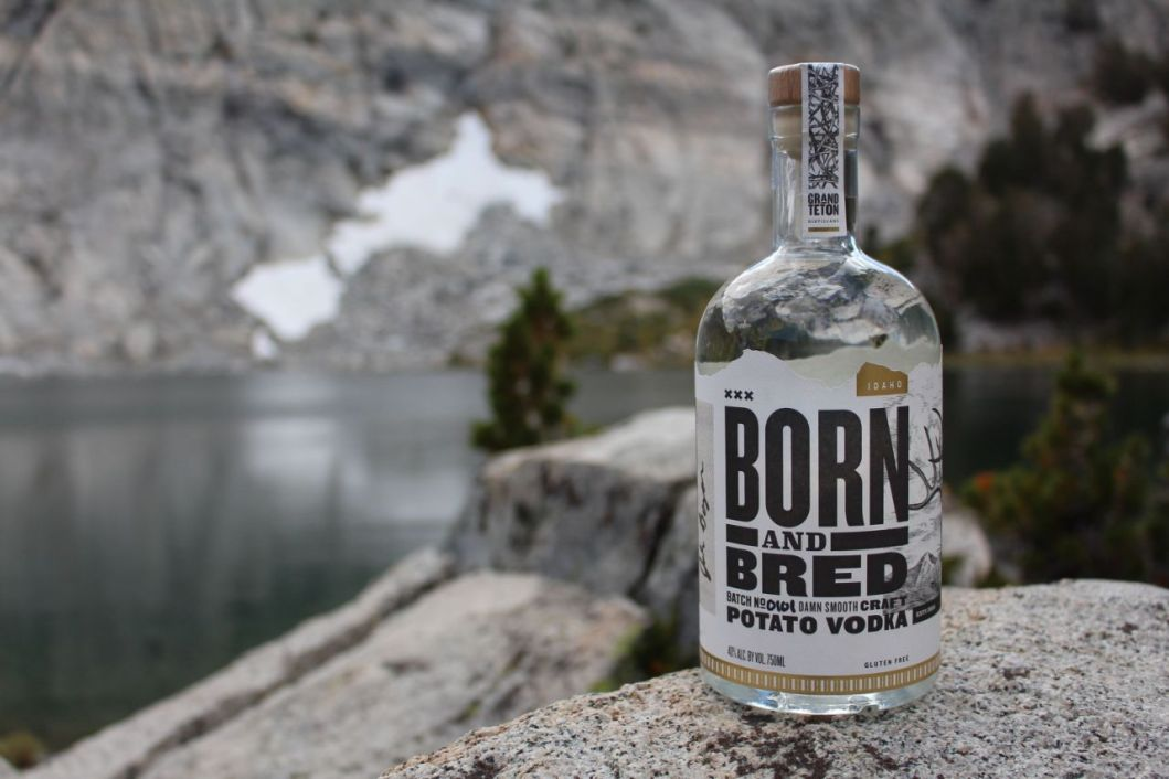 Born and Bred Vodka: Made in America and Created by Channing Tatum