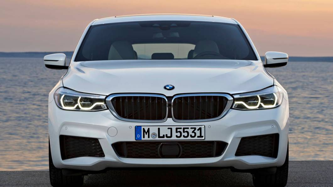 BMW Is Releasing a New 6-Series GT, And It's A Hatchback